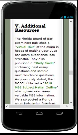 2018 Florida Bar Exam – (Android Apps) — AppAgg