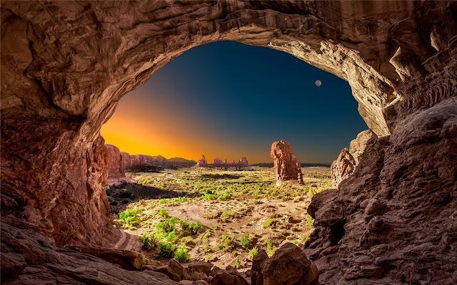 Zion National Park Tema Y Nueva Pestaña