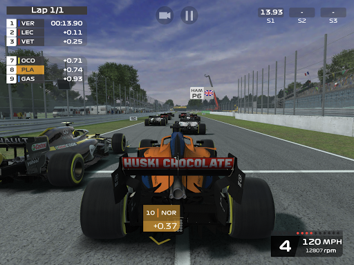 F1 Mobile Racing 2.2.2 Mod Screenshots 12