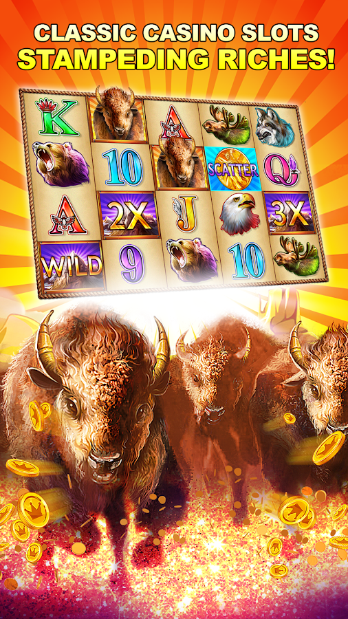 Buffalo Bonus Casino Free Slot- screenshot