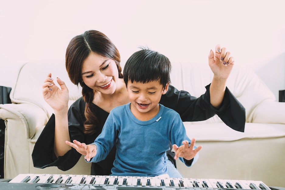 Kids Reject Old School Piano