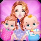 Niñera Daily Care Nursery-Twins Aseo de la vida icon
