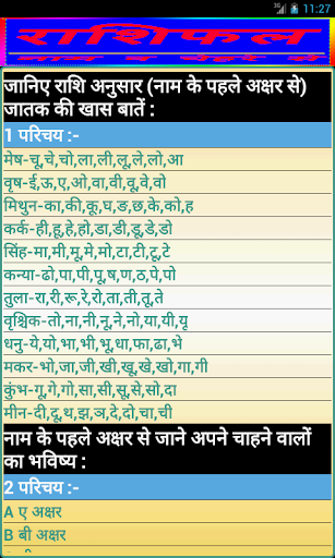 Bhavishay by name