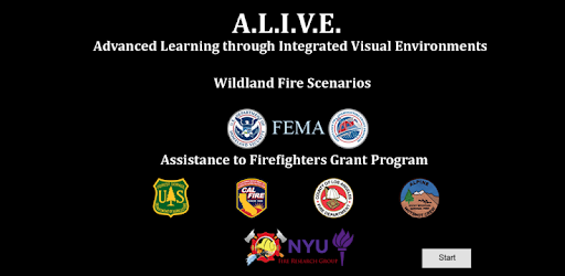 ALIVE: Wildland Fire Scenarios – Apps on Google Play