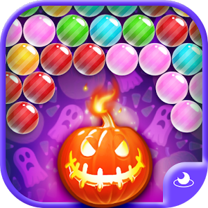 Bubble flame – Halloween for PC and MAC