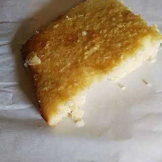 Lemon Tea Cake.