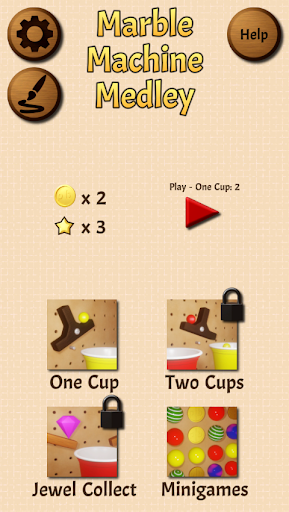 Marble Machine Medley android2mod screenshots 1