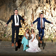 Wedding photographer Trifon Kitsos (fonphotography). Photo of 12.12.2017