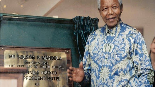 Mandela Day at The President : President Hotel, Cape Town