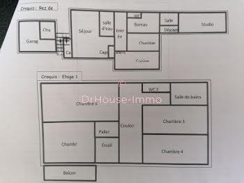 maison à Beaulieu (43)