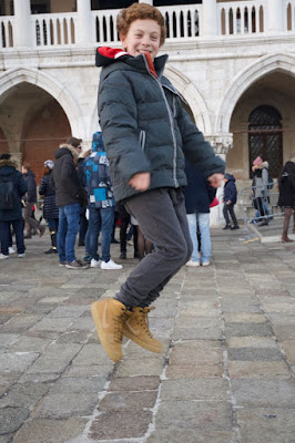 Salto a Venezia di mauott