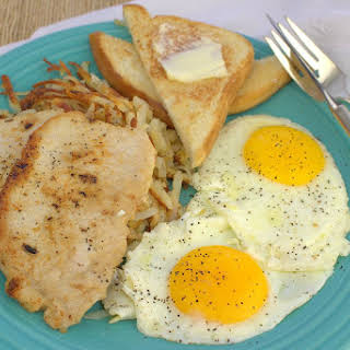 Pork Chops Eggs Breakfast Recipes.