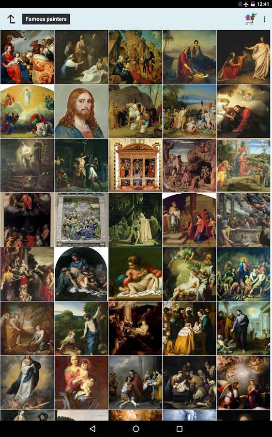 Bible Gallery- screenshot
