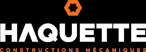 HAQUETTE Logo blanc