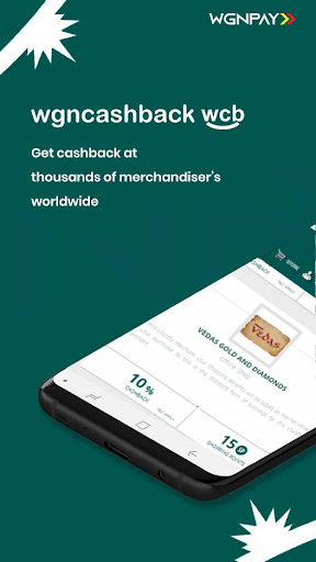 Wgn Cashback screenshot 2