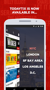 TodayTix – NY|DC|LA|SF Theater- screenshot thumbnail