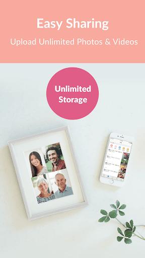 Family Album Mitene: Private Photo & Video Sharing Screenshot