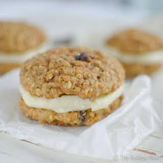 Oatmeal Cream Cheese Cookies Recipes.