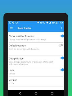 Rain Radar 17
