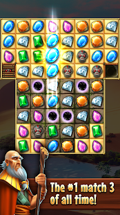 Best Match 3 Games Jewel Quest- screenshot thumbnail