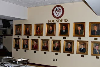 Photo: Reunion of the 1973, 74, & 75 Football Teams in the Varsity Club the night before the Boston College game.