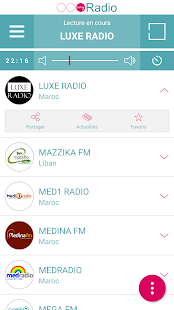 my Radio Morocco- screenshot thumbnail