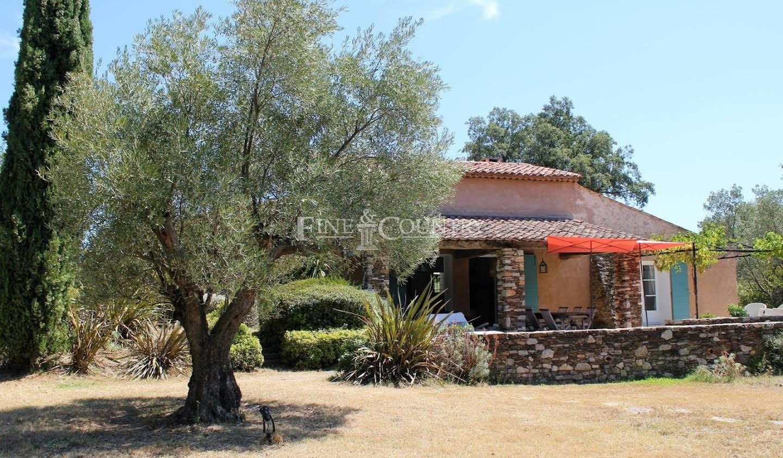 House with pool La Garde-Freinet