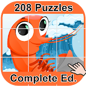 Mega Puzzles for kids Complete