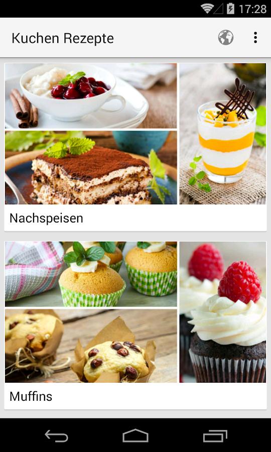 kuchen backen rezepte android apps auf google play. Black Bedroom Furniture Sets. Home Design Ideas
