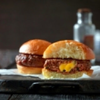 VELVEETA® Spicy Bacon and Spinach Sliders.