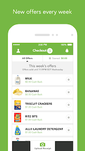 Checkout 51 - Grocery Coupons- screenshot thumbnail