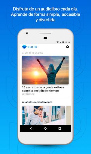 Curio: Cultivando Curiosidad screenshot 1