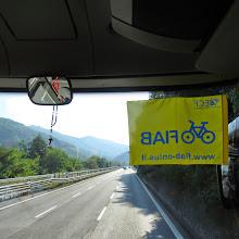 Photo: in pullman da Napoli a Benevento