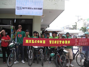 Photo: BfW goes to Baclayon