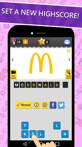 Logo Game: Guess Brand Quiz  screenshots 5