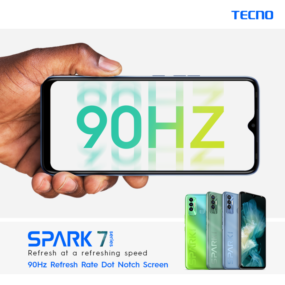 TECNO Spark 7p Review in Kenya