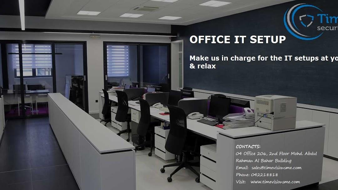 Time Attendance System - CCTV camera, Id Card Printers , IT