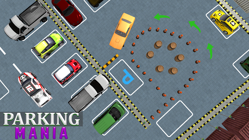 Luxury Car Parking Games 2020: 3D Free Games 1.1.8 screenshots 4