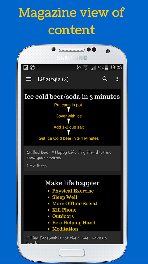 DailyLife Hacks Collection- screenshot