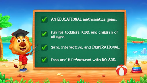 Math Kids - Add, Subtract, Count, and Learn 1.1.4 6