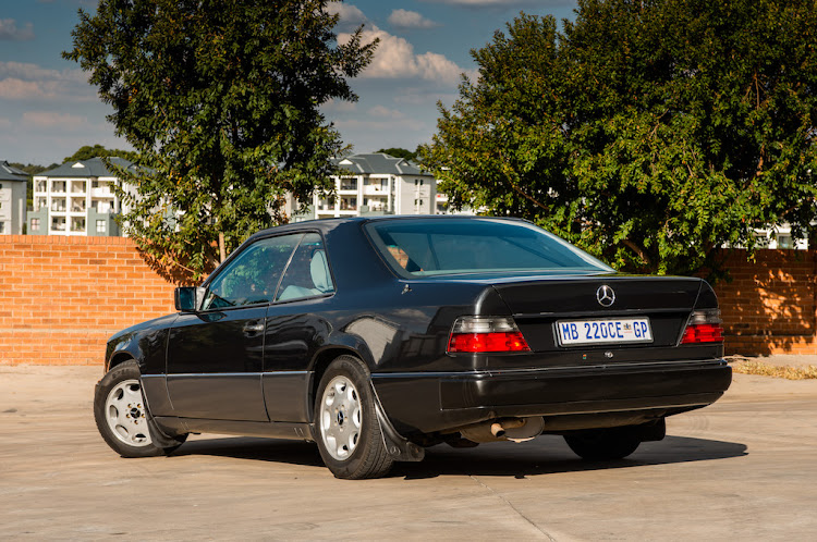 The clean, uncluttered lines of the 220 CE have stood the test of time.