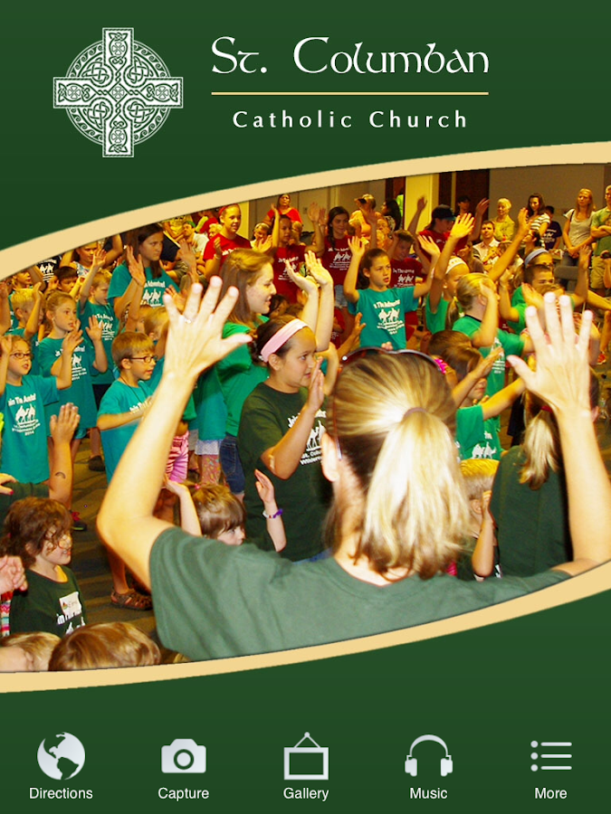 St. Columban Catholic Loveland- screenshot