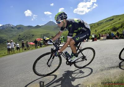Dubbelslag voor Alejandro Valverde na winst in koninginnenrit Baskenland