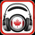 Canada Live Radio icon