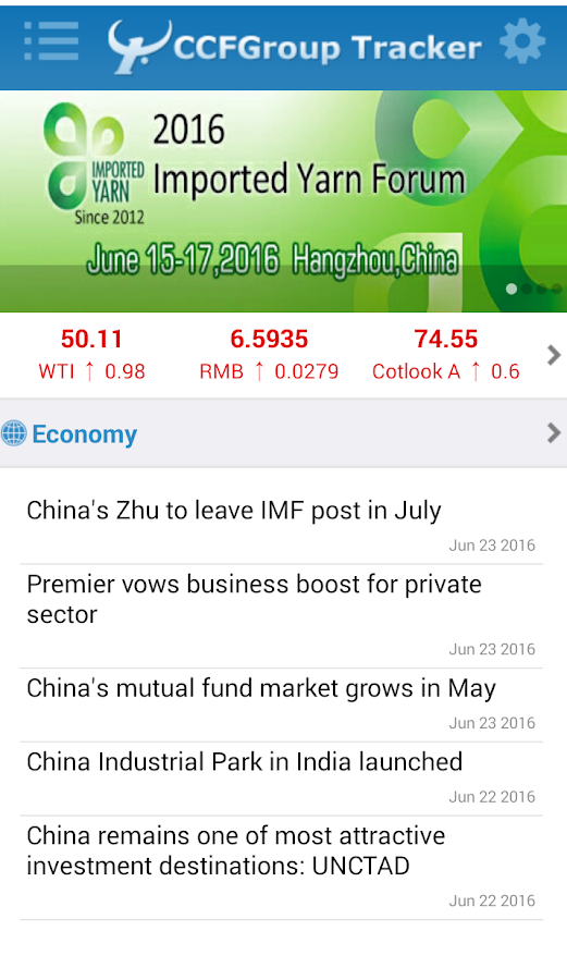 CCFGroup- screenshot