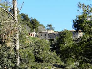 Photo: Can Castellví i Ermita de Santa Llúcia, a les Cases de la Vall