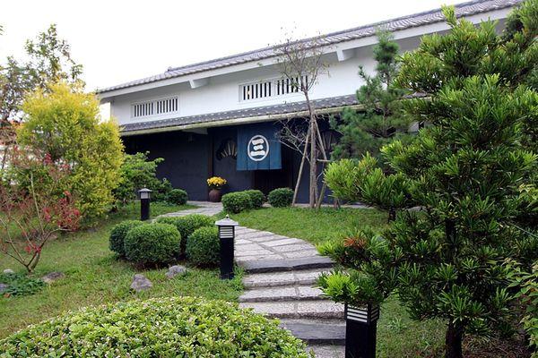 在氣派的禪風別墅中喝下午茶 - Sanpei Cafe三平咖啡