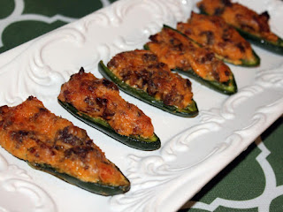 Maple Bacon Stuffed Jalapenos Recipe