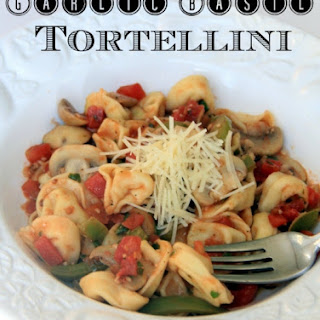 Tortellini With Olive Oil And Garlic Recipes