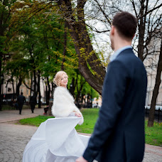 Wedding photographer Yana Chernyshova (rise). Photo of 12.05.2016